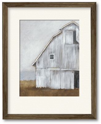 Courtside Market Wall Decor Abandoned Barn Ii Gallery Collection Framed Art