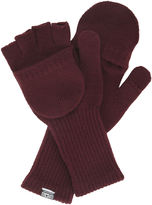 Converse Fingerless Knit Gloves