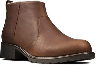 Clarks Orinoco Snug Ankle Boot