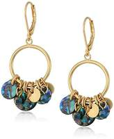 lonna & lilly Gold Tone Shaky Drop Earrings