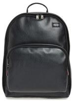 Jack Spade Men's Mason Leather Backpack - Black