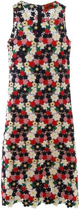 Colville Floral Lace Long Dress