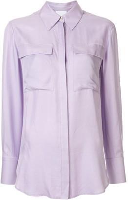 Acler Goldram loose-fit shirt