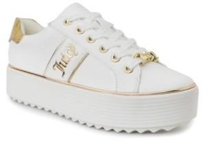 Juicy Couture Women's Closer Platform Sneakers Women's Shoes