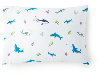 Wildkin Shark Attack100% Cotton Hypoallergenic Pillow Case