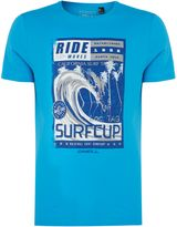 O'neill Ride Waves T-shirt