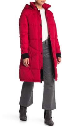 Nautica Front Zip Hooded Jacket