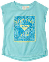 Roxy Girls' Blue Marrakesh T-Shirt