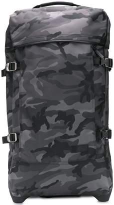 Eastpak Cordura camouflage print backpack