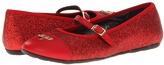 Moschino 25244 (Little Kid/Big Kid) (Red) - Footwear