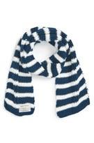 Krochet Kids Girl's 'The Tyler' Stripe Knit Scarf