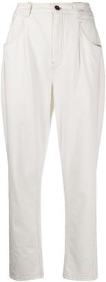 Brunello Cucinelli Straight -Leg Jeans