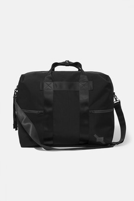 Saturdays NYC Porter Reflective Weekender Duffle Bag