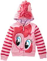 Freeze My Little Pony Pinkie Pie Costume Hoodie (Little Girls)