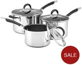 Circulon Momentum 3-piece Pan Set