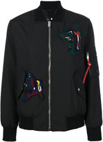 Proenza Schouler bomber jacket with patches