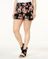 Planet Gold Trendy Plus Size Soft Shorts