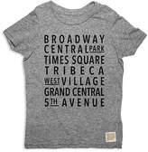 Original Retro Brand Boys' NYC Neighborhoods Graphic Tee - Big Kid