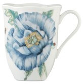Lenox Dinnerware, Butterfly Meadow Blue Mug
