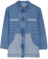 MiH Jeans Painters Chambray Jacket
