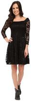 Stetson Stretch Lace Dress