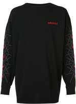 Marcelo Burlon County of Milan Julio long sleeve T-shirt - men - Cotton - L