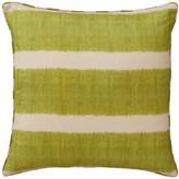 OKA Bohlam Cushion Cover - Aubergine/Lime
