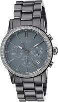 DKNY NY8325 Women's Dial Aluminum Bracelet Chronograph Watch