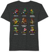 Nintendo Mario Kart-Print T-Shirt, Toddler & Little Boys (2T-7)