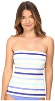 Kate Spade Early Cruise 17 Bandeau Tankini