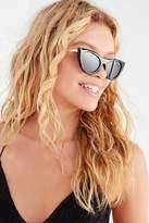 Le Specs Enchantress Cat-Eye Sunglasses