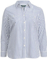 Ralph Lauren Woman Striped Cotton Shirt