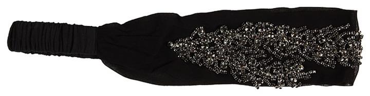 Jane Tran Fancy Beaded Headband