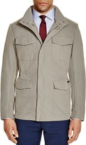 Armani Collezioni Caban Utility Jacket