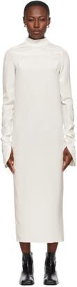 Winnie New York Off-White Bond Cuff Dress