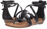 Blowfish Bungalow B (Black Dyecut) Women's Sandals