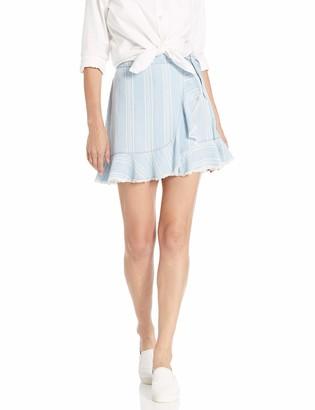 BB Dakota Women's Wrap Skills Skirt