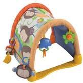 Fisher-Price My Little SnugaMonkey Kick 'n Crawl Gym by