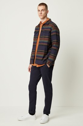 French Connenction Twill Stripe Jacket