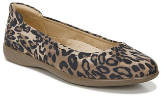 Naturalizer Flexy Printed Ballet Flat - Wide Width Available