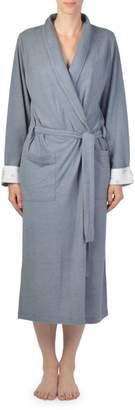 Claudel Long Jersey Robe