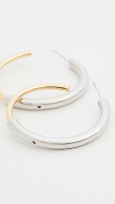 Shashi Remix Hoop Earrings