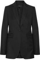 Joseph Laurent Super 100 Wool-twill Blazer - Black