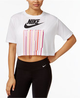 Nike International Cropped T-Shirt