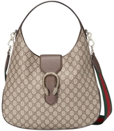 Gucci Dionysus Medium GG Supreme Hobo