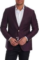 Robert Graham Men's On The Road Linen & Wool Jacket