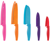 Knife with Safety Blade Cover Set (10 PC)