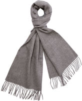 One Kings Lane Alpaca Wool Solid Scarf, Ash