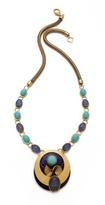Erickson Beamon Girls on Film Pendant Necklace