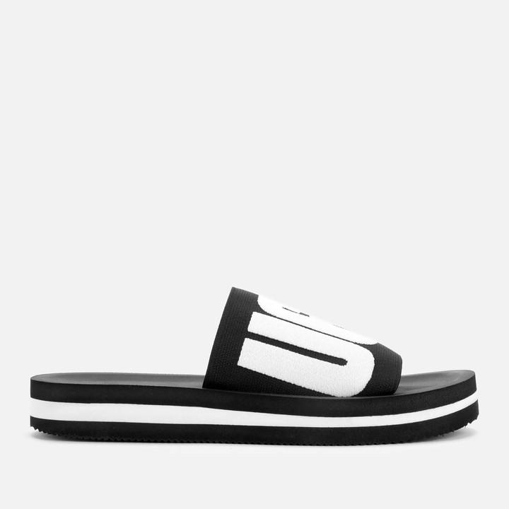 a2176d82a97 Women's Zuma Graphic Slide Sandals - Black